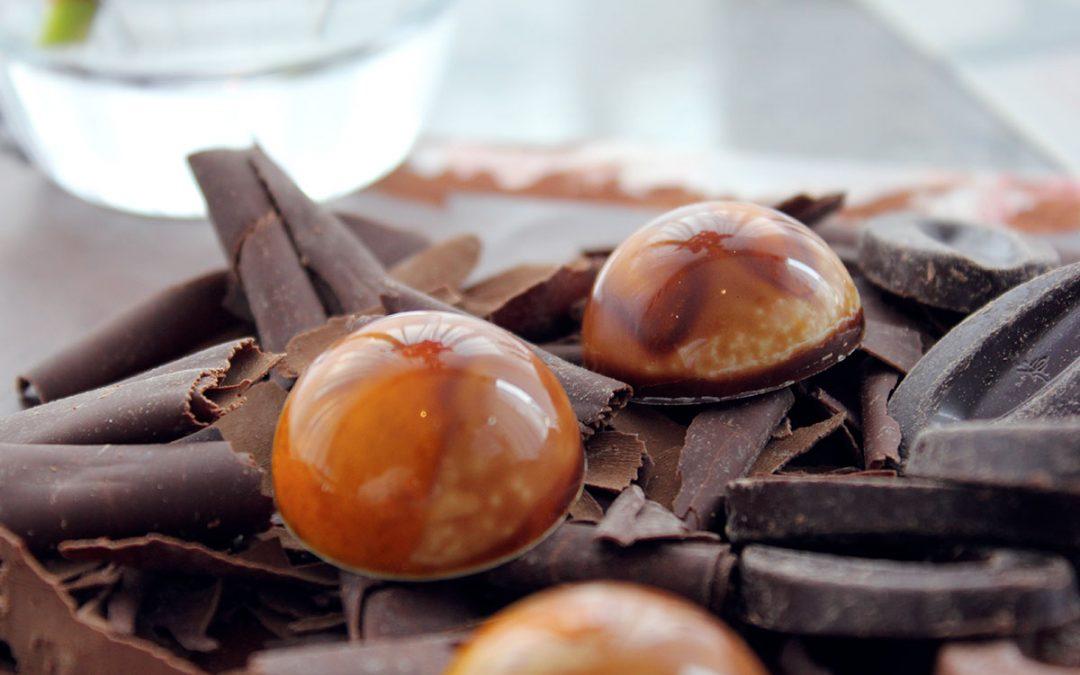 Oru + jason pitschke = chocolate @ oru