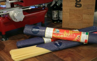 Great pasta incoming on the next shipping can out of Gragnano