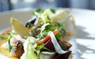Spring tasting menu in Oru – all about North Arm Farm