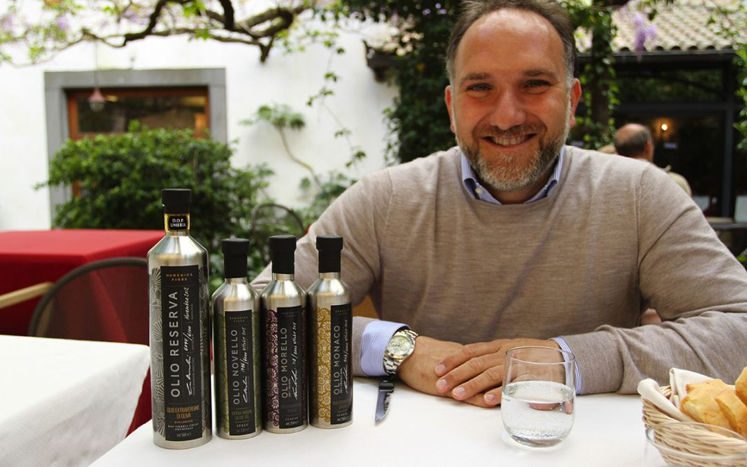 Visiting Cesare Bianchini at Domenica Fiore