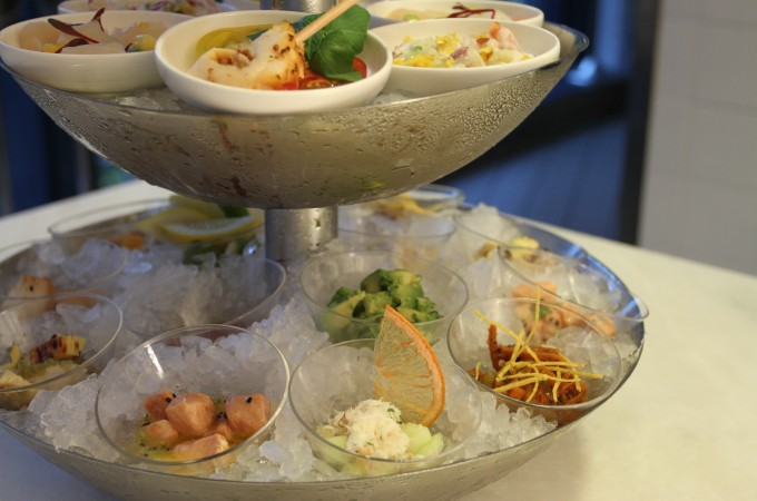 Ceviche Tower